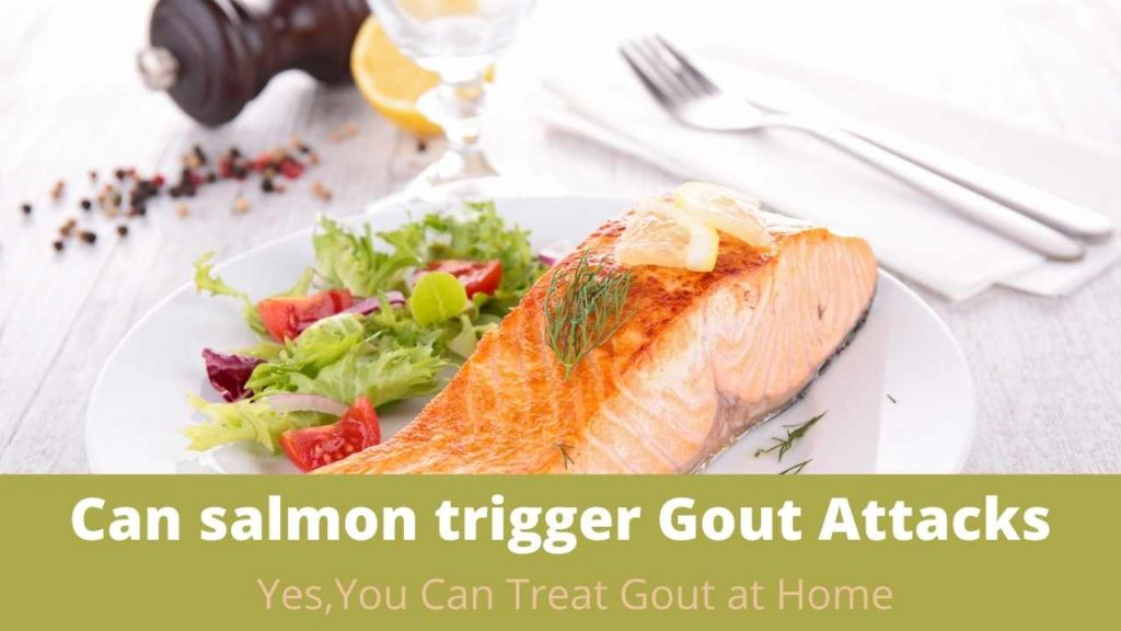 can you eat fish on gout diet?
